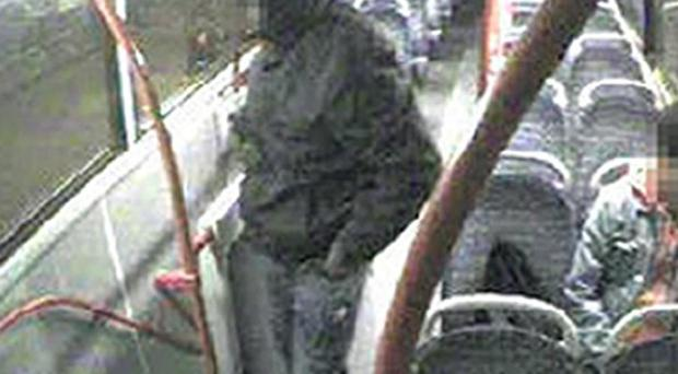 CCTV issued by the Metropolitan Police of Dawda Jallow, 15, on a Route 35 bus (Metropolitan Police/PA)