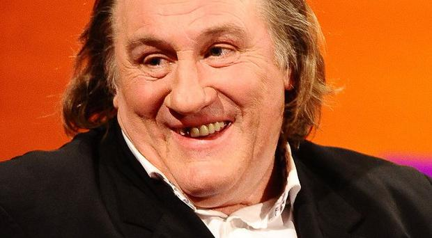 Gerard Depardieu has fallen out with France over a move to raise taxes on the super-rich