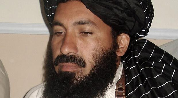 Pakistani militant commander Maulvi Nazir was reportedly among nine people killed in a missile strike on a house in South Waziristan (AP)