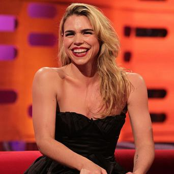 Billie Piper told Graham Norton how she was mixed up with her TV character