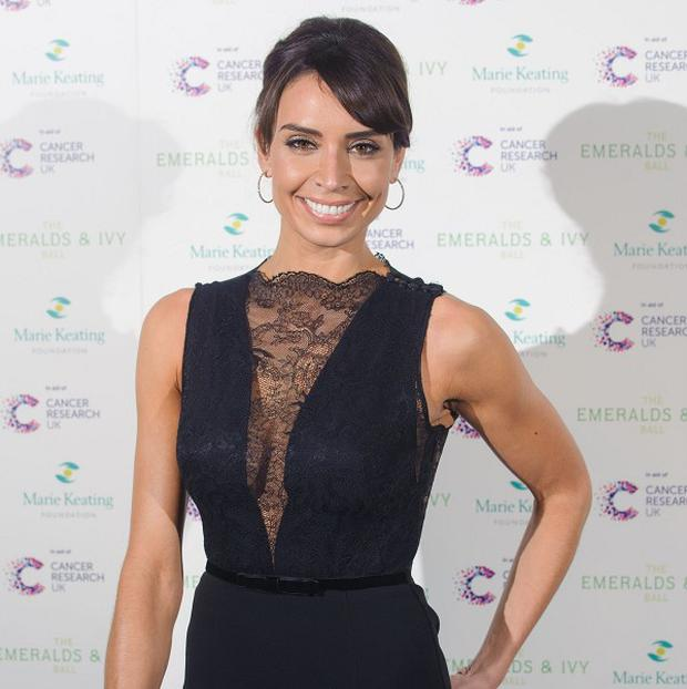 Christine Bleakley is planning her wedding around fiance Frank Lampard's football career