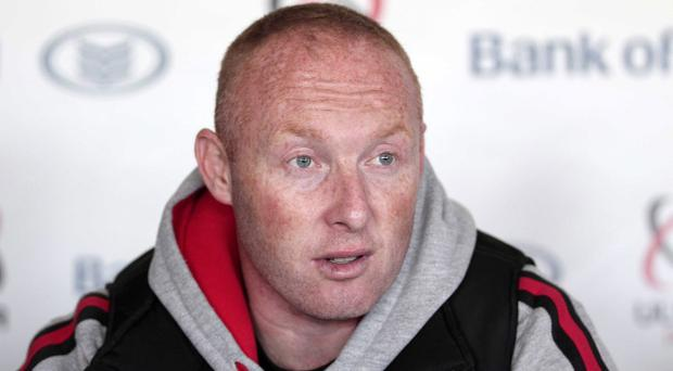 Attack coach Neil Doak said 'you pick the best squad available while at the same time looking at where players can get rested.'