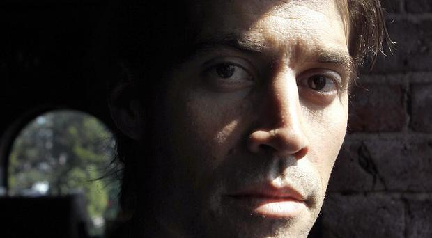 FILE - Journalist James Foley was kidnapped in northwest Syria by unknown gunmen on November 22 last year (AP/Steven Senne)