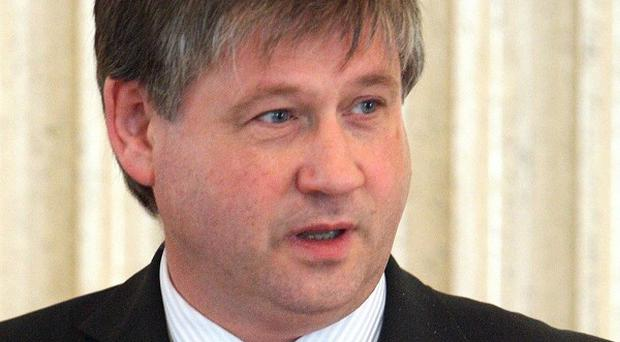 Basil McCrea had the UUP whip withdrawn over his stance on flying the Union flag over Belfast City Hall