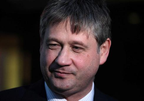 Lagan Valley MLA Basil McCrea