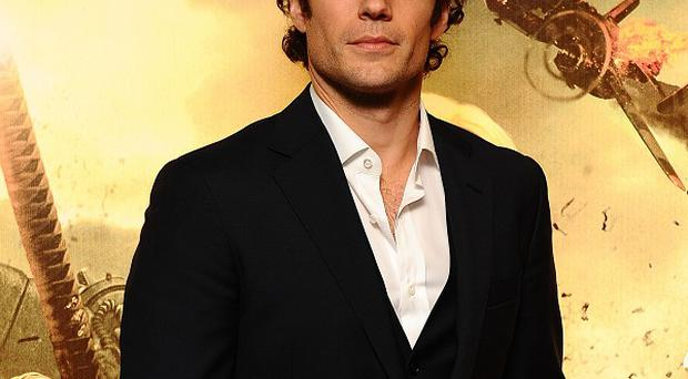 Henry Cavill has been tipped as one to watch in 2013