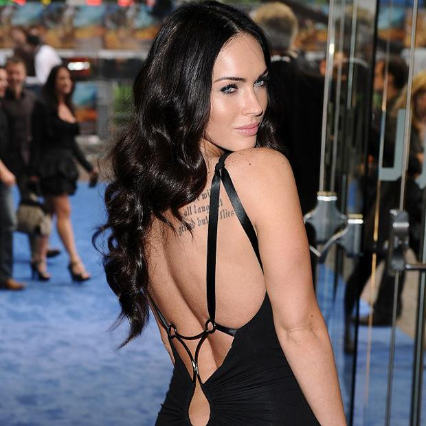 Megan Fox has made her official debut on Twitter