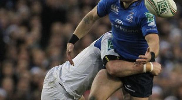 Ian Madigan helped drive Leinster back to winning ways