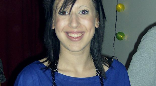Danielle Cooke, 22, from Bracknell, whose body was found at the Millennium Madejski Hotel in Reading