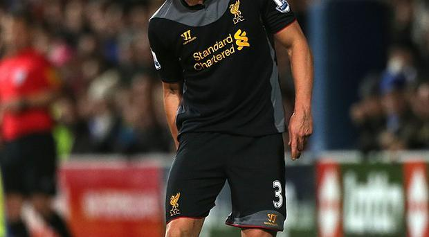 Jose Enrique is set for a spell on the sidelines