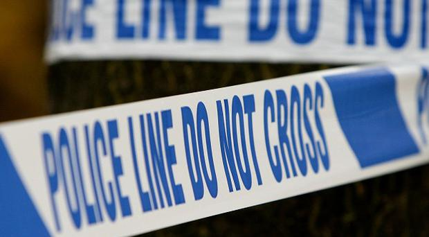 A 54-year-old man is believed to have been shot in the back by two men in Seaton Burn, North Tyneside
