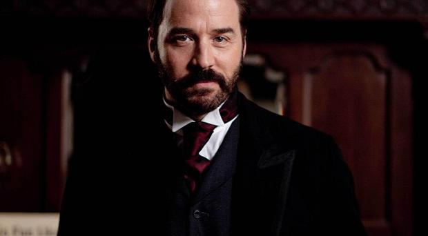 Jeremy PIven spent time in the UK as a drama student