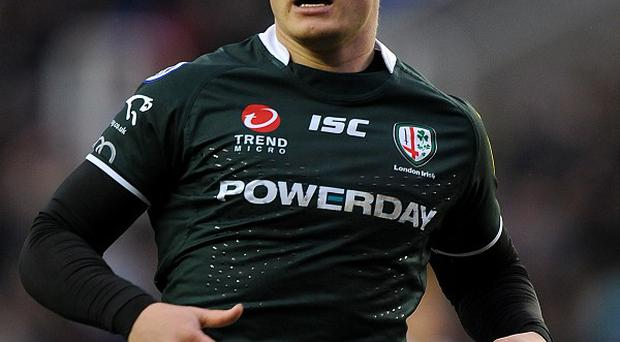 Tom Homer sealed the win for London Irish with a late penalty