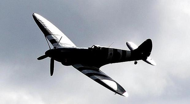Some 36 Spitfires are thought to be lying undiscovered in Mingaladon, Burma