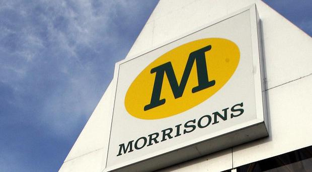 Morrisons will issue a trading update on Monday