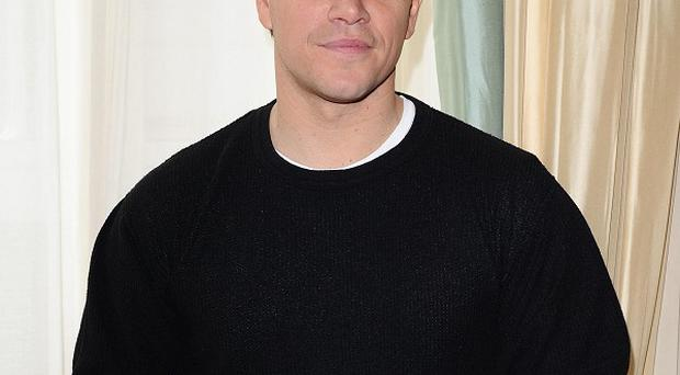 Matt Damon didn't want his work to stop him from seeing enough of his family