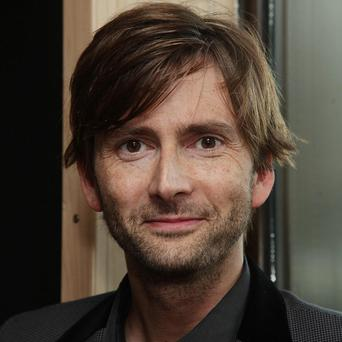 David Tennant is to become a father for the third time