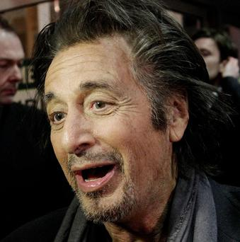 Al Pacino is to play Phil Spector in an HBO movie
