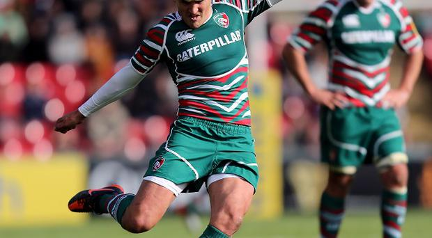 Toby Flood will face a disciplinary hearing on Tuesday