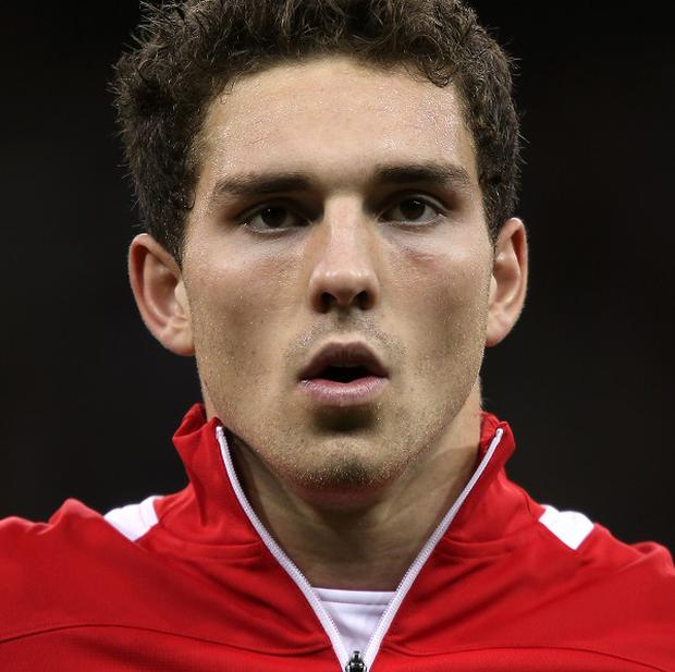 George North sustained a neck injury against Ulster