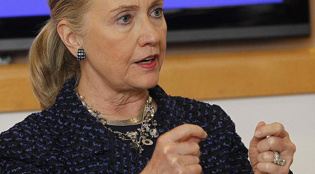 US Secretary of State Hillary Clinton is returning to work after being treated for a blood clot in her head