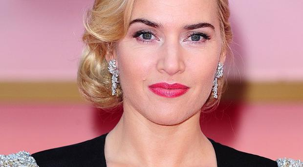 Kate Winslet's husband says he is not a role model