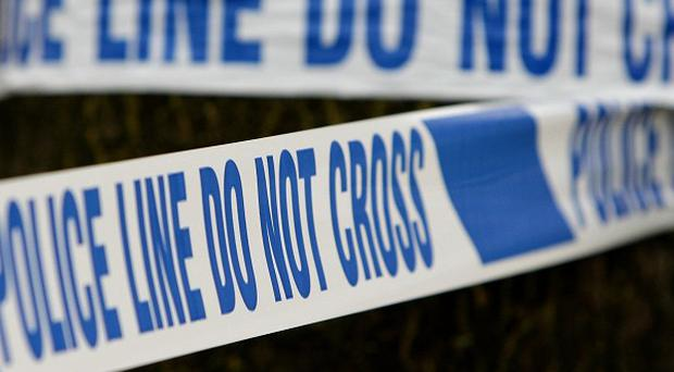 Police said a teenager has been charged with the murder of his father