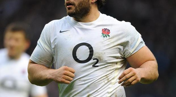 Alex Corbisiero is a doubt for England's Six Nations campaign