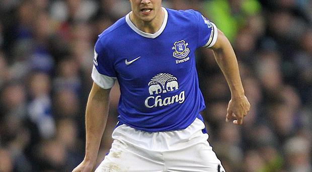 Phil Jagielka would like to remain at Goodison Park for the rest of his career