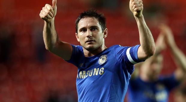 Frank Lampard is understood not to be averse to a switch to Old Trafford this summer