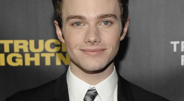 Chris Colfer says he is always being asked to direct