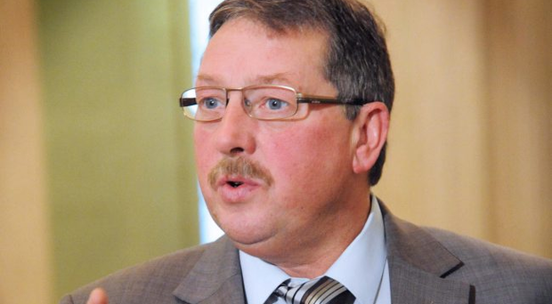 Finance Minister Sammy Wilson welcomed the multi-million pound cash injection from the Republic's bad bank