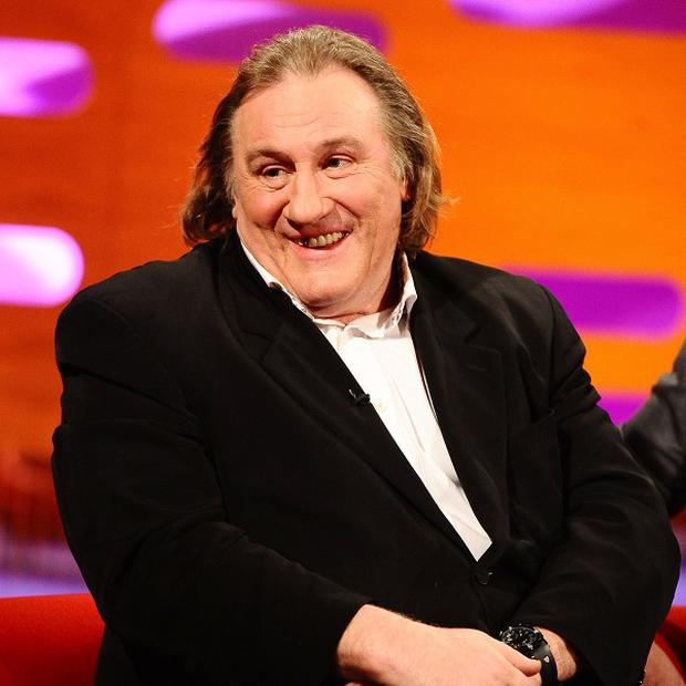 French actor Gerard Depardieu has denied accepting Russian citizenship to escape the taxman in France