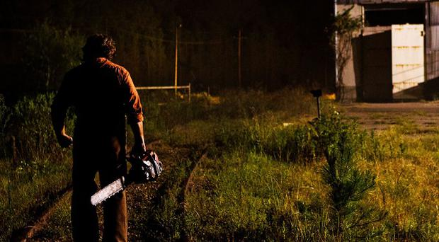 Leatherface is back in Texas Chainsaw 3D