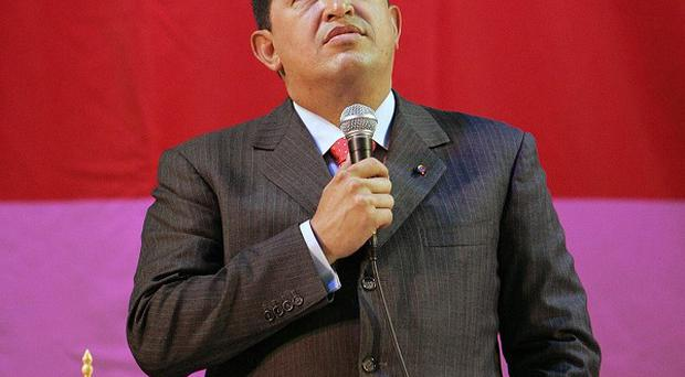 Hugo Chavez has not spoken publicly since before his December 11 surgery
