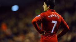 Luis Suarez, despite all the criticism, has been the Premier League's most dangerous player
