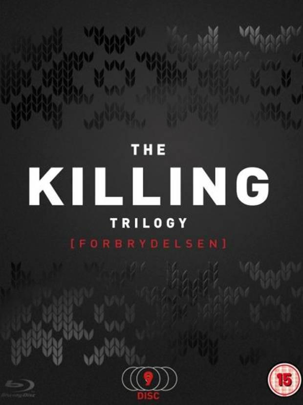 The Killing Trilogy – Series 1-3 £76.99, bbcshop.com Detective Sarah Lund dons knitted jumper and marches into the darkness as she tries to solve a series of sinister crimes. With plots that span everything from the emotional breakdown of the victims' families to corruption in the heart of government, this modern classic is unmissable.