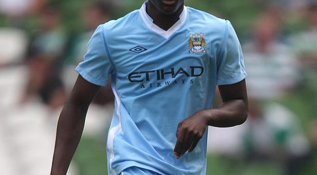 Manchester City have hinted Dedryck Boyata could go out on loan again