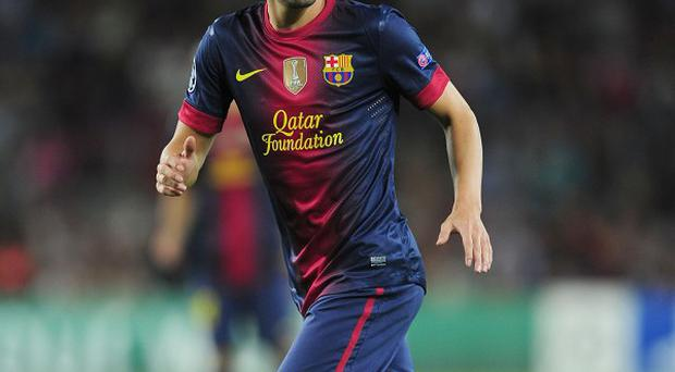 Barcelona forward David Villa has recently returned to full fitness