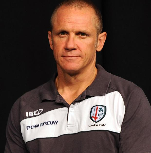 Brian Smith, pictured, believes Kieran Low has the ability to represent England