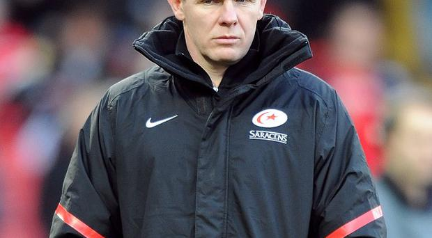 Mark McCall has committed his future to Saracens