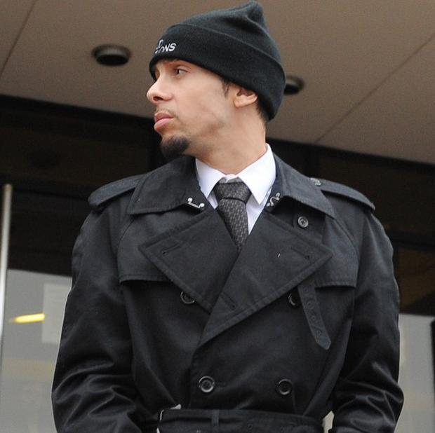 N-Dubz rapper Dappy was arrested last year after a fight at a petrol station