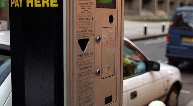 Councils in England took more than 411 million pounds in parking charges in 2011/12 - up nearly 15 per cent on the previous year