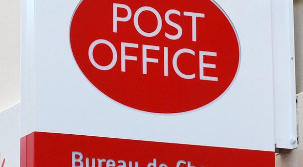 A pilot scheme is being planned to offer some police services at post offices