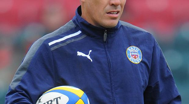 Brad Davis has been part of a five-strong frontline coaching team at Bath