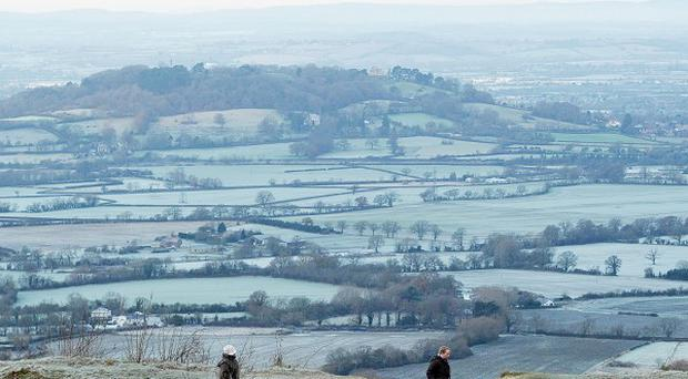 Frost, ice and fog is expected, but there are no imminent signs of any snow