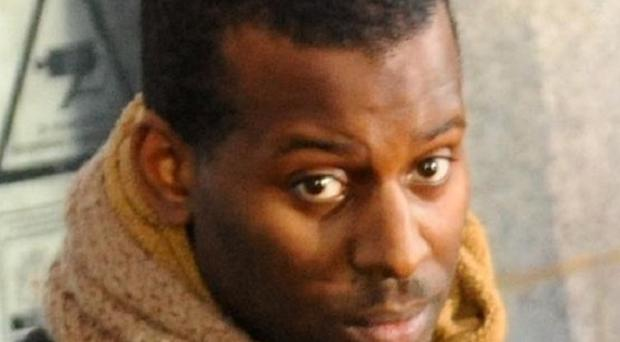 Stuart Lawrence has accused police of targeting him because of the colour of his skin