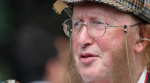 John McCririck has accused Channel 4 of age discrimination