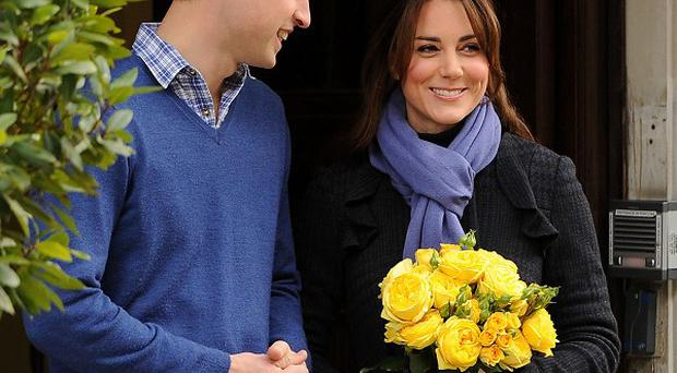 Iif the Duke and Duchess of Cambridge have a daughter, she will be titled Princess