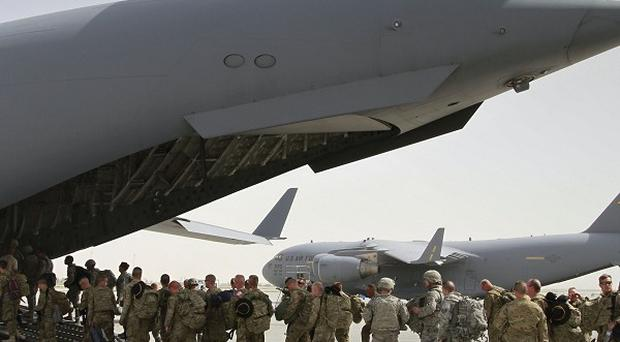 US troops ready to leave at Kabul (AP)